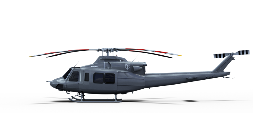 Bell 407 - Public Safety & Utility Helicopter Elevating