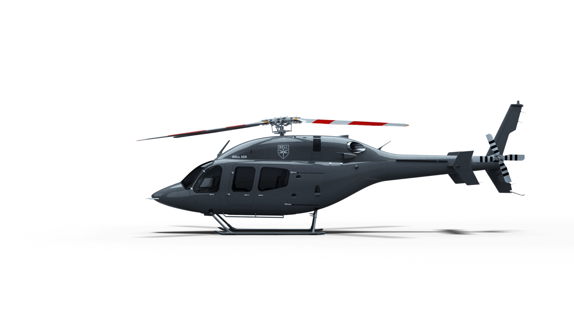 Bell 429 Fast And Comfortable Corporate Helicopter