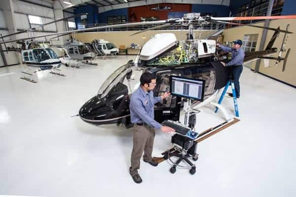 Bell 407 Low Cost of Ownership