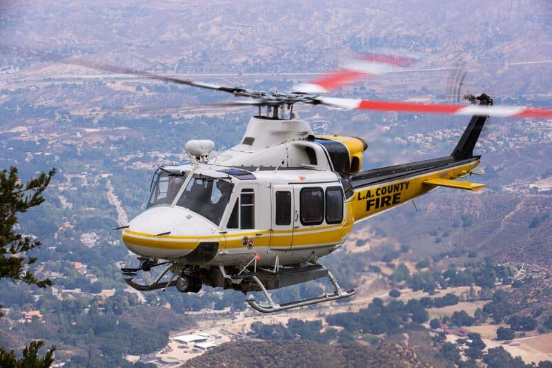 Bell 412 - A Public Safety and Energy Helicopter, Reliable in the