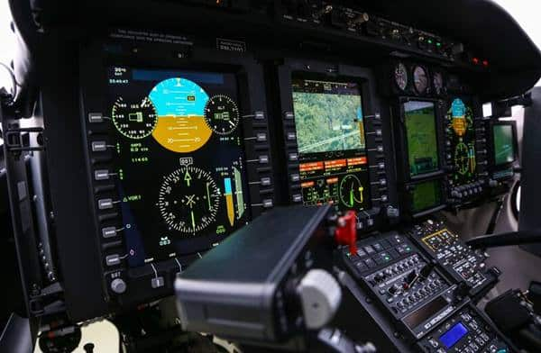 Bell 429 Intuitive Displays