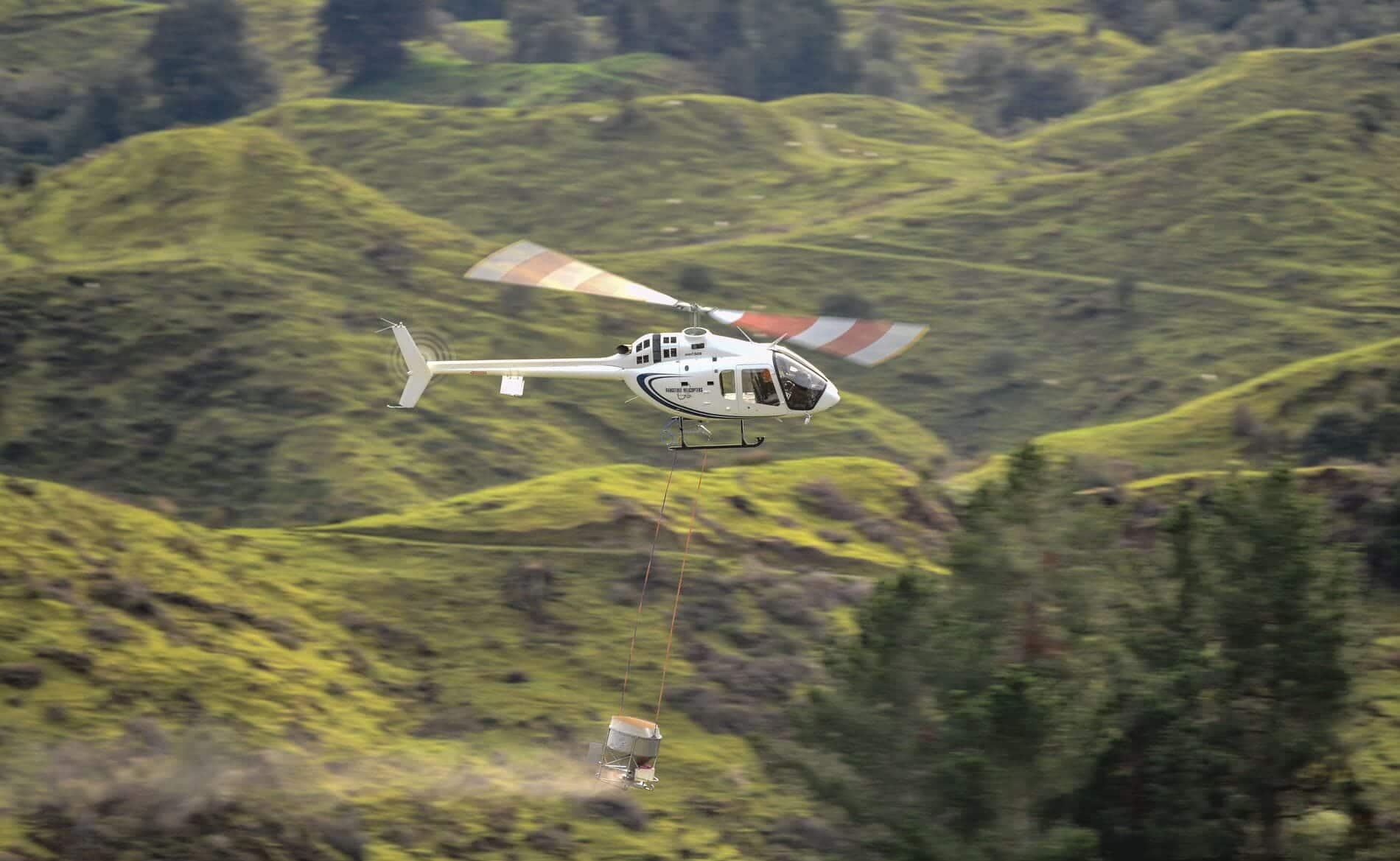 Bell 505 Jet Ranger X - Capable and Flexible Utility and Training