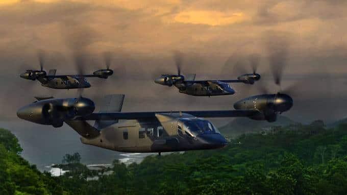 bell-v-280-over-jungle-at-sunset