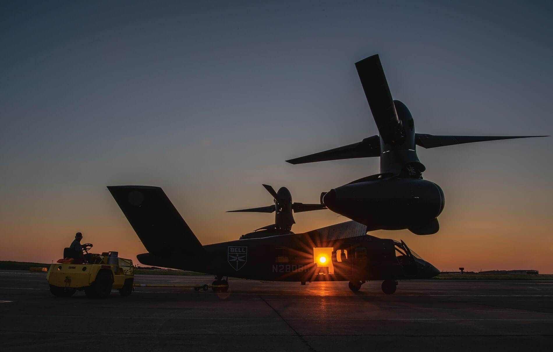 Bell V-280 - Search and Rescue with Revolutionary Reach and